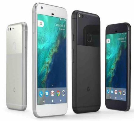 "Google Pixel Phone 5"" Display 32 128GB 4G LTE FACTORY UNLOCKED Smartphone SRF"