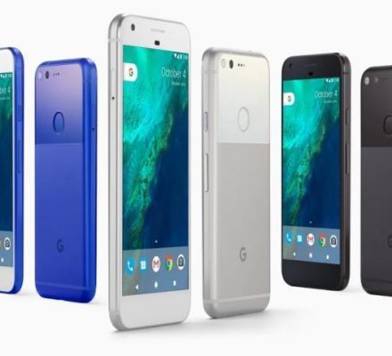 "Google Pixel XL Phone 5.5"" Display 32 128GB UNLOCKED Smartphone SRF"