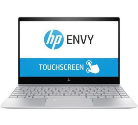 "HP ENVY 13-AD173CL 13.3"" 4K IPS Edge to Edge Touchscreen Notebook, 512GB SSD"
