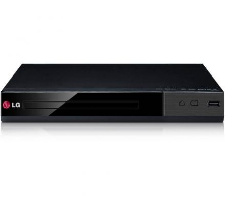 LG DVD Player with USB Direct Recording (DP132)