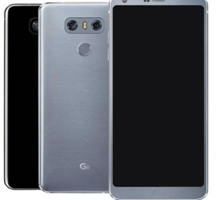 LG G6 32GB Smartphone (Choose: AT&T T-Mobile Verizon GSM Unlocked or Sprint) LTE