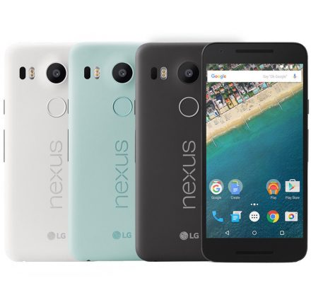 LG Google Nexus 5X H790 (16GB - 32GB) FACTORY GSM UNLOCKED PHONE LTE NEW