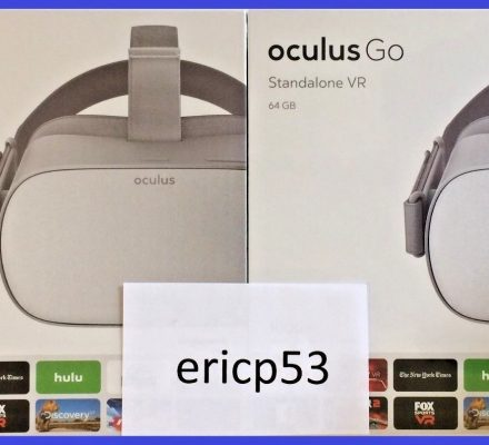 Oculus Go, 64 GB - BRAND NEW FAST SHIPPING