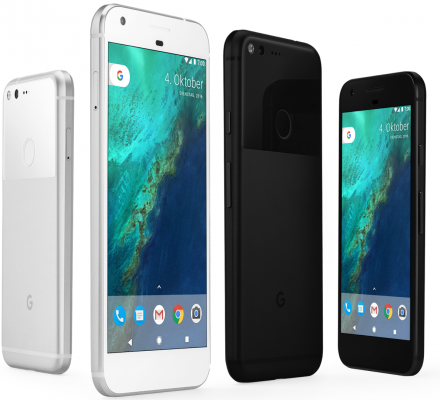 "Google Pixel Phone 5"" Display 32GB UNLOCKED Smartphone SRF"
