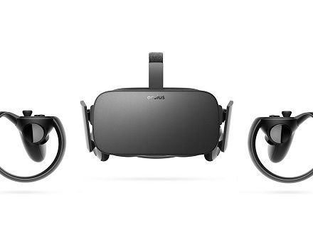 Oculus Rift + Oculus Touch Bundle . NEW .