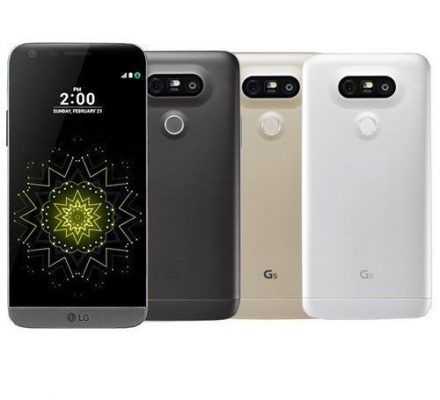 Unlocked LG G5 4G LTE 32GB - H820 AT&T GSM World Phone (Gray Silver Gold Pink)