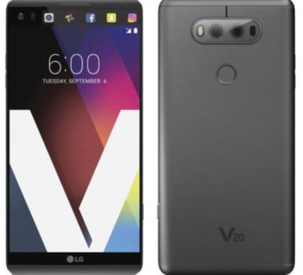 LG V20 64GB H918 Titanium - T-Mobile: Great Shape