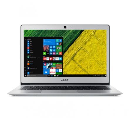 """Acer Swift 1 SF113-31-P5CK 13.3"""" Ultra-Thin Laptop , Intel Pentium N4200 Processor, 4GB RAM, 64GB Storage Drive & 13.3"" Full HD Widescreen Display"""