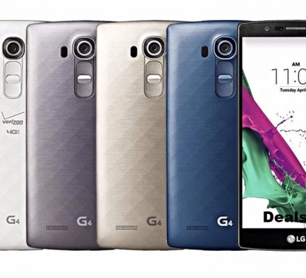 "LG G4 H810 GSM ""Factory Unlocked"" AT&T T-Mobile 32GB 4G LTE Android Smartphone"