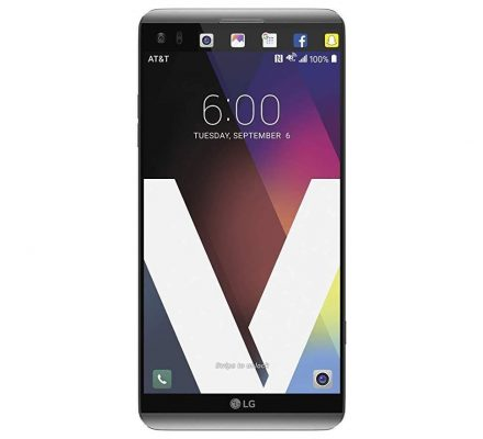 LG V20 - 64GB - H910 (At&t) Exceptional Good, Acceptable cond clean
