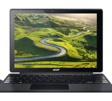 "New Acer Switch Alpha-12 12"" i5-6200U 2.3GHz 256GB/SSD 2-In-1 Tablet Notebook"