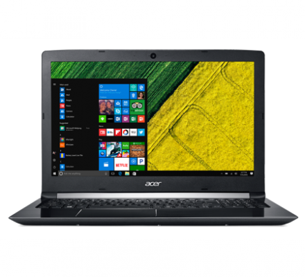 """Acer Aspire 5 A515-51-563W, 15.6"""" Full HD (1920 x 1080), 7th Gen Intel Core i5-7200U, 8GB DDR4, 1TB HDD, Windows 10 Home"""