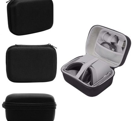 Carrying Case Storage Bag for Oculus Go VR Headset Remote Controller