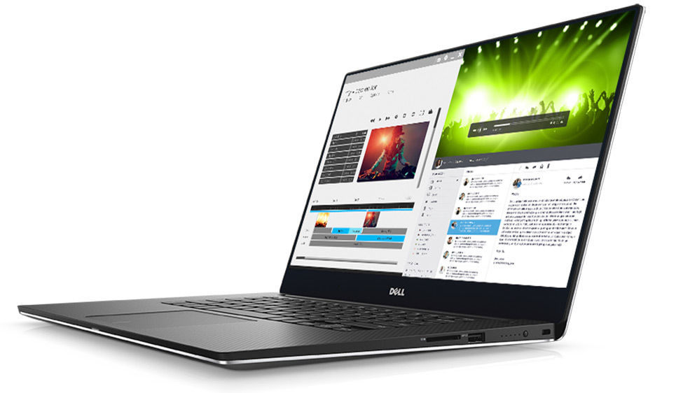 Dell XPS 15 4K Ultra HD Touch Laptop GTX1050 4 GB - i7-7700HQ 16GB RAM 512GB SSD