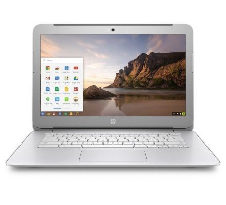 "HP Chromebook G1 14"" Chromebook Laptop Intel Celeron Dual Core 1.4GHz 4GB 16GB"