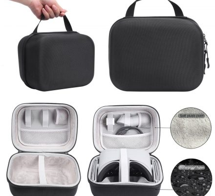 Portable Travel Carry Storage Case Box Bag Zipper Pouch For Oculus Go VR Headset