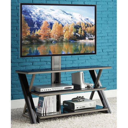 """""""Whalen 3-in-1 Flat-Panel TV Stand, for TVs up to 50"""""""""""""""