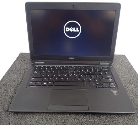 Dell Latitude E7250 Intel Core i7-5600u 2.6GHz 4GB RAM 256GB mSata SSD Win 7 Pro