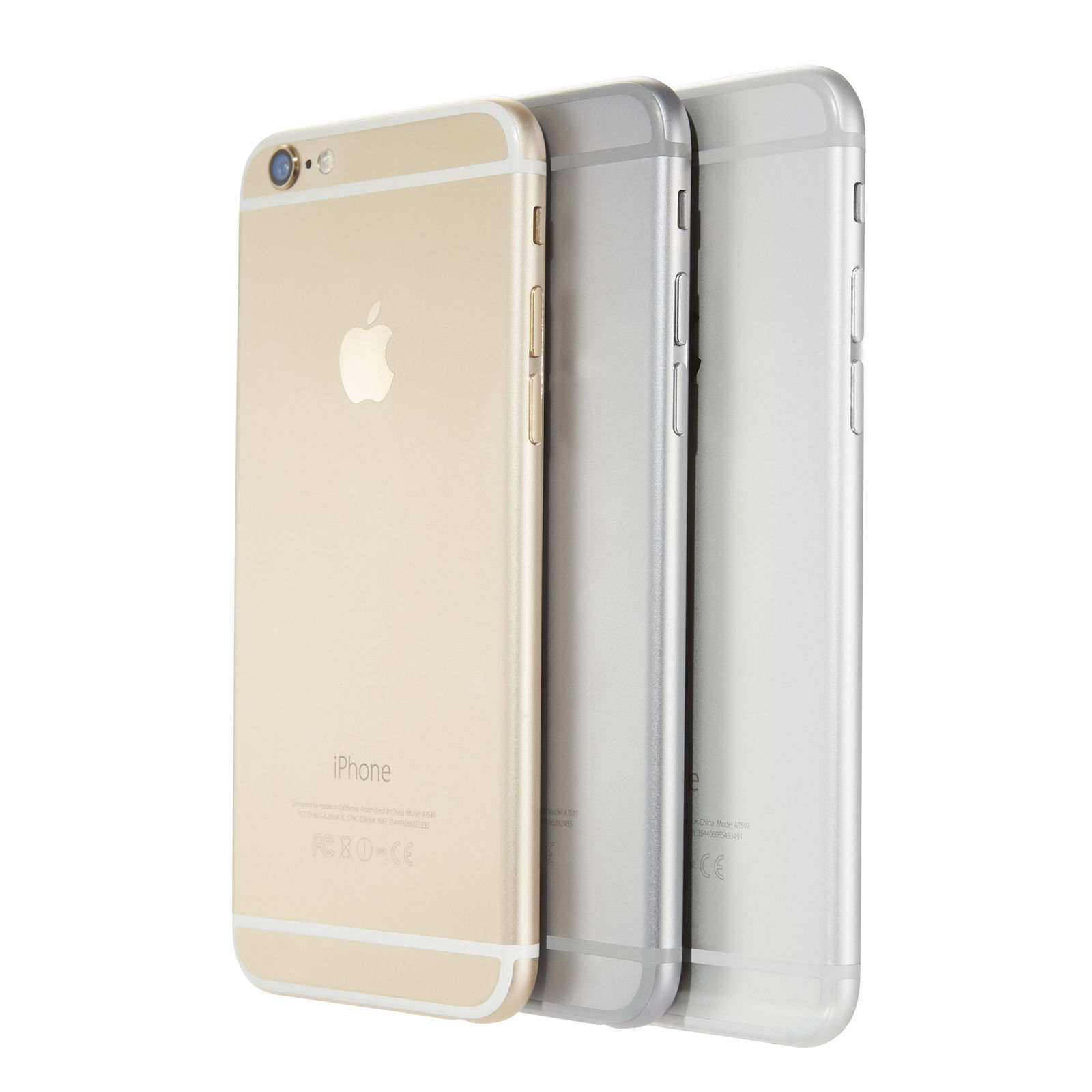 NEW APPLE IPHONE 6 GSM UNLOCKED 16GB ALL COLORS