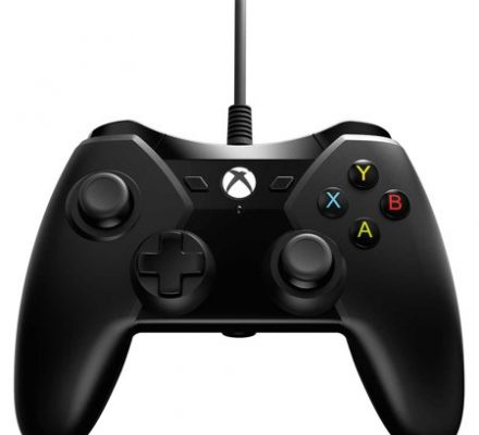 PowerA Xbox One Wired Controller, Black, 1427470-01