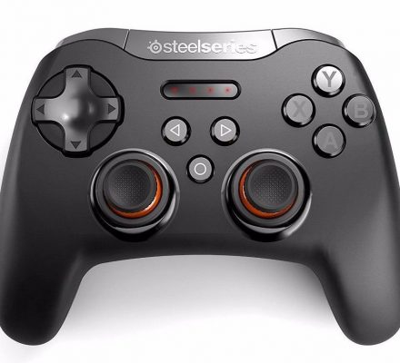 SteelSeries Stratus XL Game Controller for Android, Gear VR, Oculus, Windows BT